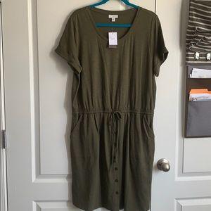 J Jill dress NWT